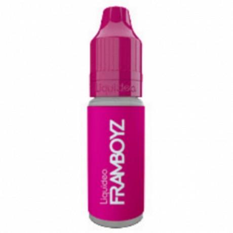 Liquideo Framboys 6 mg tpd
