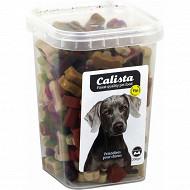 Calista boîte multi friandises pour chien 200g