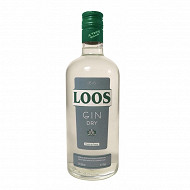 Gin Loos 70cl 37.5%vol