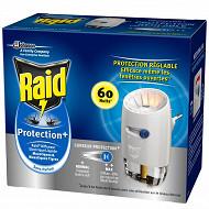 Raid diffuseur electrique liquide protection + 60 nuits