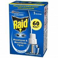Raid électrique liquide 60 nuits recharge