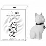 Gattina White eau de parfum 75ml