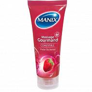 Gel de massage gourmand tube 200 ml