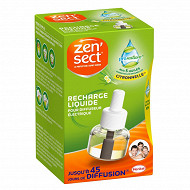 Zensect recharge liquide 45 nuits