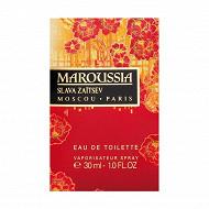 Maroussia Slava Zaitsev Eau de parfum vaporisateur 30ml