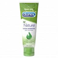 Durex gel naturel extra sensitive 100ml