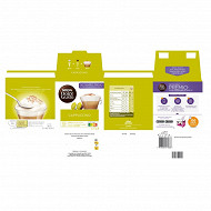 Nescafe dolce gusto capuccino 16 dosettes 186.4 g