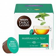 Nescafé capsules type dolce gusto marrakech tea x16 82g