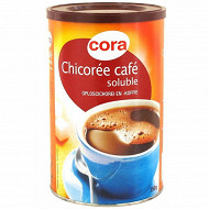 Cora chicorée café soluble boite 250g