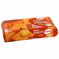 Cora pain d'épices pré tranché 500g