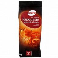 Cora café moulu pur arabica Papouasie Nouvelle Guinée 250g