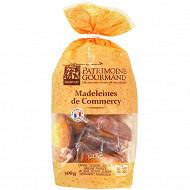 Patrimoine Gourmand madeleines de Commercy 300g
