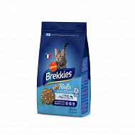Brekkies rolls crabe 1,5kg