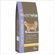 Nutrivia chat adulte stérilisé 2kg