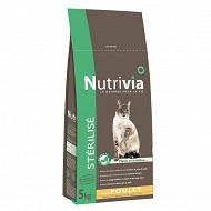 Nutrivia chat adulte stérilisé 5kg
