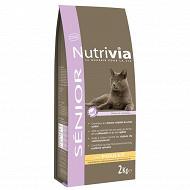 Nutrivia chat sénior 2kg