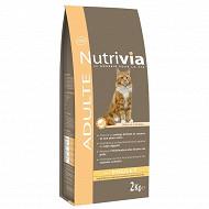 Nutrivia chat adulte viande 2kg