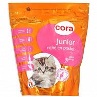 Cora croquettes premium chat junior 450g