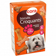 Cora biscuits croquants pour chien 500 g