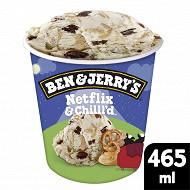 Ben & Jerry's glace en pot netflix & cill'd 465ml - 406g