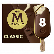 Magnum batonnet  classic 8 x 110 ml - 632g