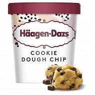 Haagen dazs cookie dough pot 460ml/400g