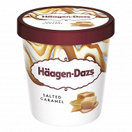 Haagen dazs salted caramel pot 460ML/400G