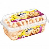 La laitière bac vanille pécan 510g