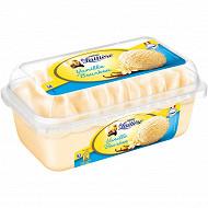 La laitière bac vanille 510 g