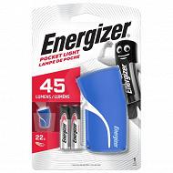 "Energizer lampe de poche LED ""pocket led""- 3 piles AAA fournies"