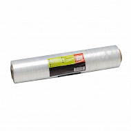 Rouleau film étirable transparent 0.45 x 300 m