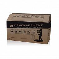 Carton de déménagement 128L