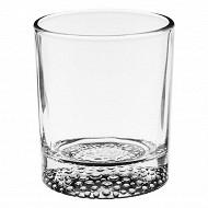 Lot de 4 verres Artico à whisky 30 CL