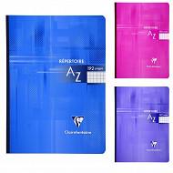 Clairefontaine - Répertoire brochure 148x210 192 pages 5x5 90 grammes