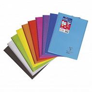 Clairefontaine kover book cahier reliure intégrale enveloppante 160p 21x29.7
