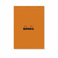 Rhodia bloc 21x29.7 cm petits carreaux 160 pages