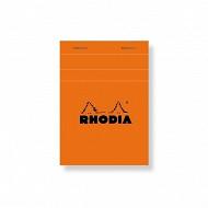 Rhodia - Bloc 8.5x12 cm 160 pages petits carreaux