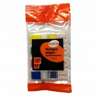 Cora index marque pages- 12,5x43 - 4x36 F - Flow pack