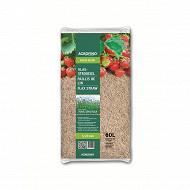 Norland agrofino paillis de lin 60 litres uab