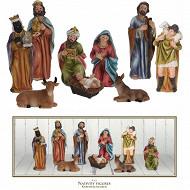 Set 9 santons