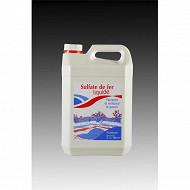 Sulfate de fer liquide bidon 5 litres