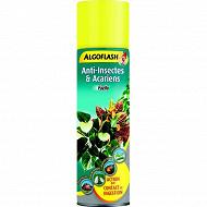 Algoflash insecticide plantes d'intérieur aérosol 200ml