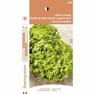France graines laitue feuille chêne blonde graines noires