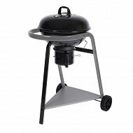 Verciel barbecue charbon de bois Denver 60.5x71xh98cm grille diam 43.5cm