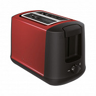 Moulinex Toaster Subito Select rouge LT340D11