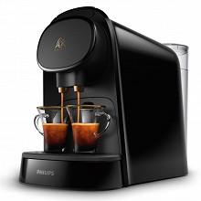 Philips Machine à café à capsule l'or barista noir LM8012/60
