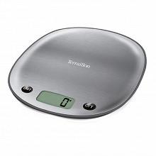 Terraillon Balance électronique 5kg macaron inox réglisse 14505