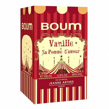 Jeanne Arthes eau de parfum Boum vanille pomme d'amour 100ml