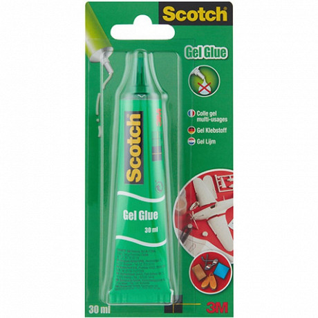Scotch - Tube colle gel universelle multi fonctions 30 ml