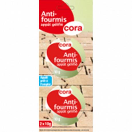 Anti fourmis boites 2x10g cora/new 2020